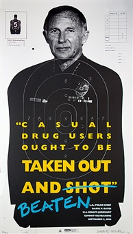 title (casual drug users......) by robbie conal and patrick crowley