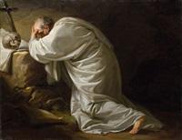 heiliger dominikus by giuseppe antonio petrini