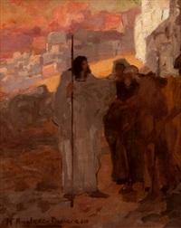 escena bíblica by hermenegildo anglada camarasa