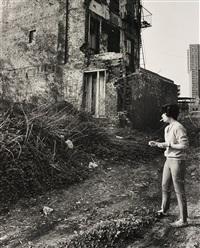 untitled film still #60 by cindy sherman