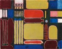 multicolor geometric by roberto diago
