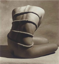 constriction iv (+ 2 others; 3 works) by stephane graff