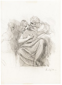 the intimate concert by henry fuseli