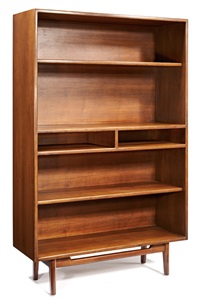 bookcase by jens risom