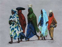 kebbi women by kelani abass