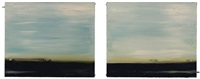 untitled (diptych) by hagai argov