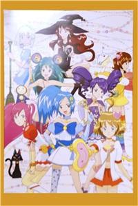 majokko (magical princesses) by takashi murakami