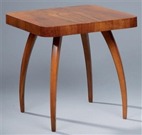 table h-259 by jindrich halabala