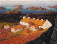 ballintoy by charles walter harvey