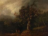 through the wood by jane nasmyth