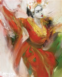 penari by ma dadang