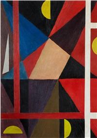 composition abstraite by amédée cortier