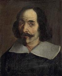 porträt eines spanischen edelmannes by diego rodríguez de silva y velásquez