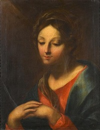 the madonna by stefano maria legnani