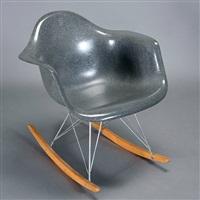 rocking chair by herman miller