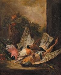 trophée de chasse by louis bonneton