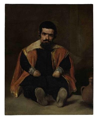 portrait of don diego de acedo el primo by diego rodríguez de silva y velásquez