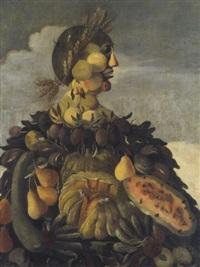 allegoria dell'estate by francesco zucchi