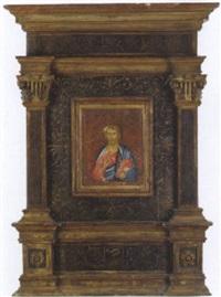 cristo benedicente by duccio di buoninsegna (predecessor)