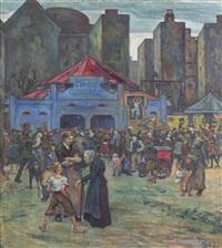 circus colosseum by joseph floch