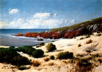 punta ballena verano 1904 by carlos maría de santiago