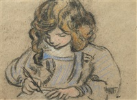 le devoir by louis valtat