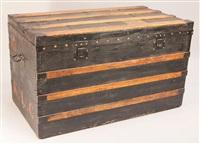 großer louis vuitton trianon steamer trunk by louis vuitton
