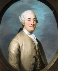 portrait of henry, lord drumlanrig by francis lindo