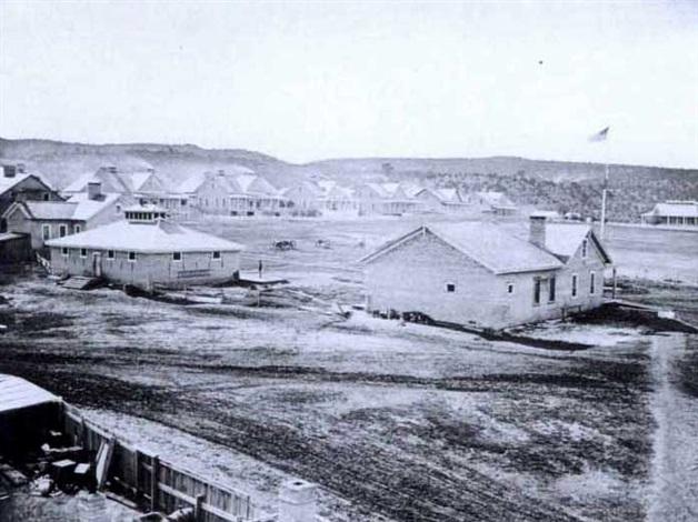 southwestern outpost by john k hillers