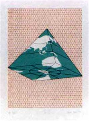 study of distortions isometric systems in isotropic space 1973 4 album of 9 wjustif by agnes denes