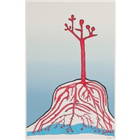 the ainu tree by louise bourgeois