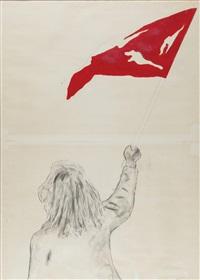 bandiera rossa by franco angeli