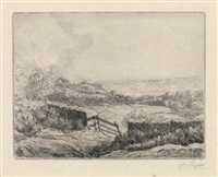 chercheurs du trésor (+ 2 others; 3 works) by alphonse legros