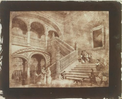 untitled 3 others 4 works by william henry fox talbot
