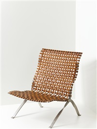 milana fireside chair1995 by jean nouvel