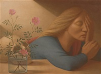 untitled by george tooker