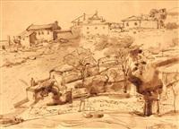 sun houses (balcic) by cecilia cutescu storck