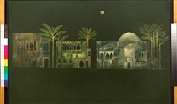 baghdadi houses by suad al attar