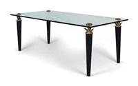 a dining table by elizabeth garouste and mattia bonetti