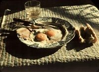 nature morte aux oufs au plat by french school-lyon (20)