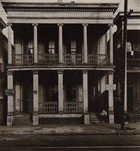 new orleans boarding house by walker evans