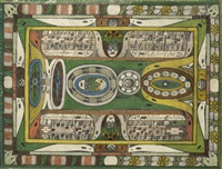 sans titre by adolf wölfli