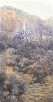 castel vittorio, italy by mary georgina barton