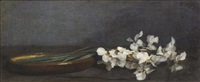 white irises by henri fantin-latour