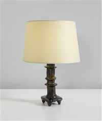 petit bougeoir table lamp by diego giacometti