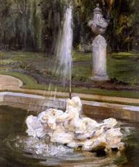 la fontaine by joseph-marius avy