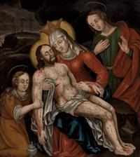 pietà mit dem hl. johannes und der hl. magdalena by austrian school-tyrolean (17)