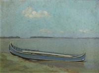 at the border of the danube by constantin artachino