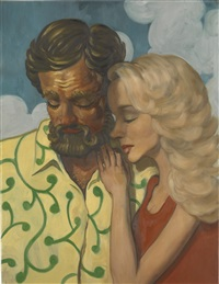 the owens by john currin