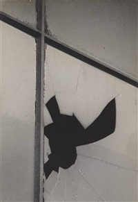 glouster (variant) by aaron siskind